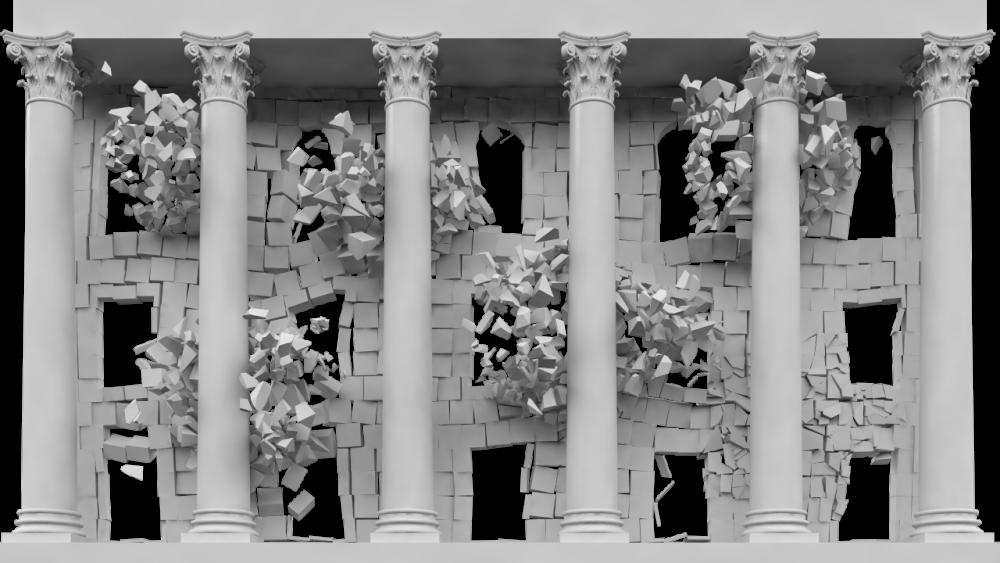 3d mapping facade