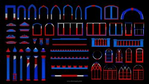paris video mapping france