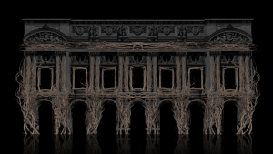 animation projection mapping
