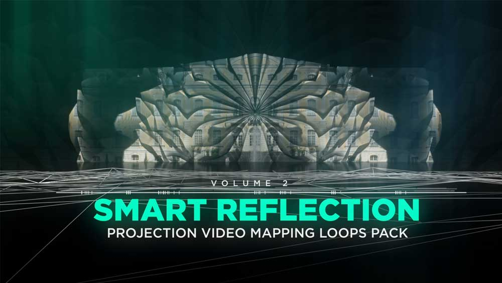 Projection-Video-Mapping-Loops-Smart-Reflection