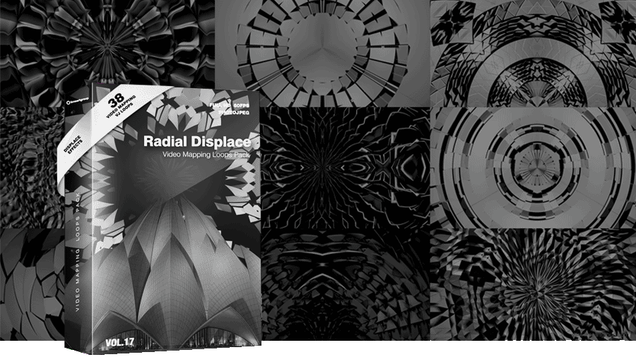 Radial-Displace-Circle-VIdeo-Mapping-Fulldome-Projection-loops