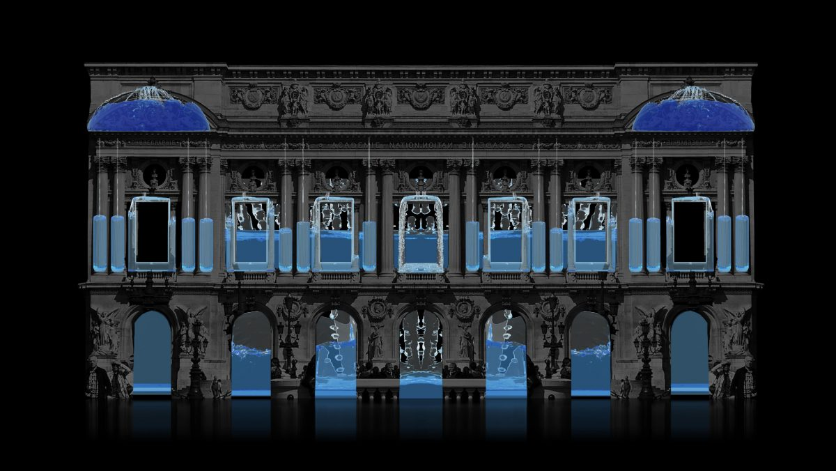 Video Mapping Toolkit Water Animation 3d