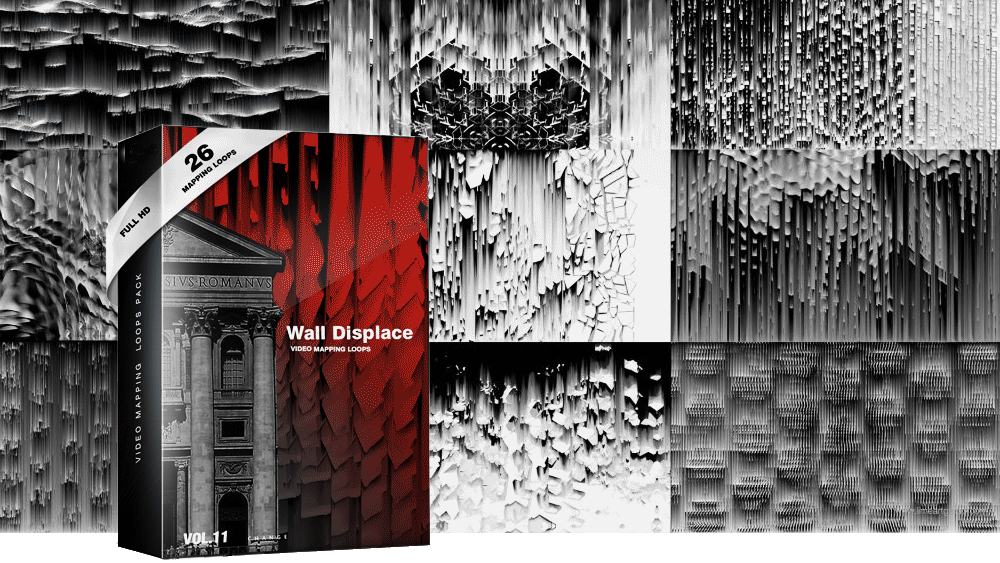 Wall-Displacement-Maps-Video-Mapping-Loops-Pack