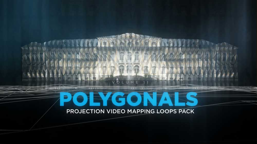 Polygonals-Video-Mapping-Projection-FullHD