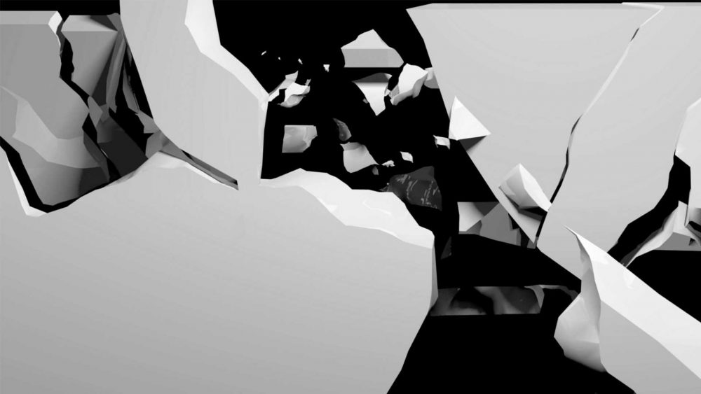 displacement walls maps 3d projection mapping