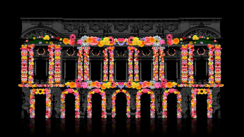 Flower Boom Video Mapping Toolkit