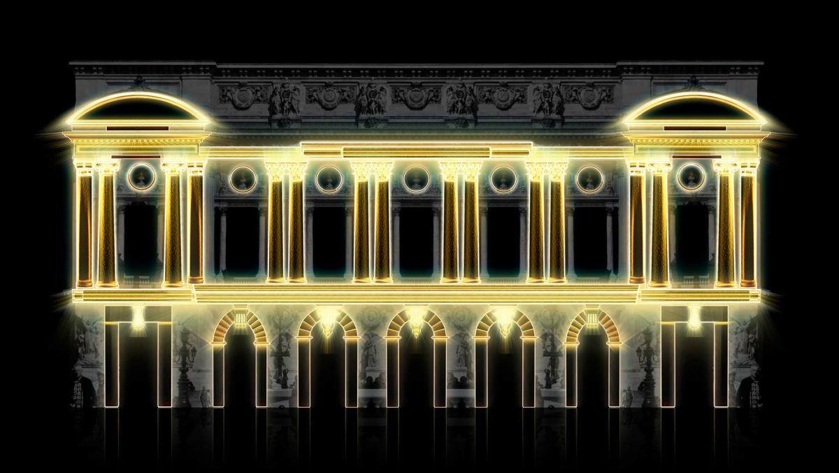 Light Rays - Video Mapping Toolkit