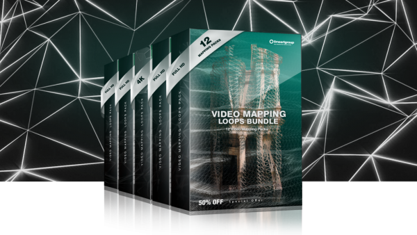 Video Mapping Loops Bundle