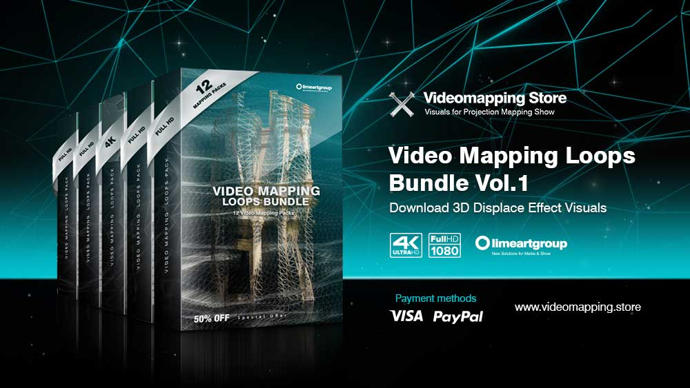 VideoMapping-Loops-Bundle