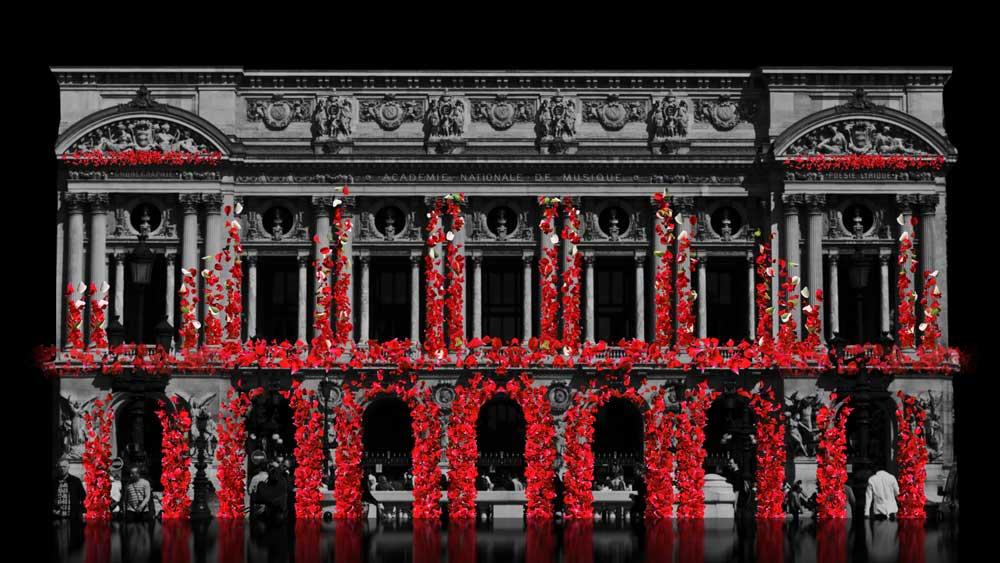 Rose-Video-Mapping-Love-Toolkit