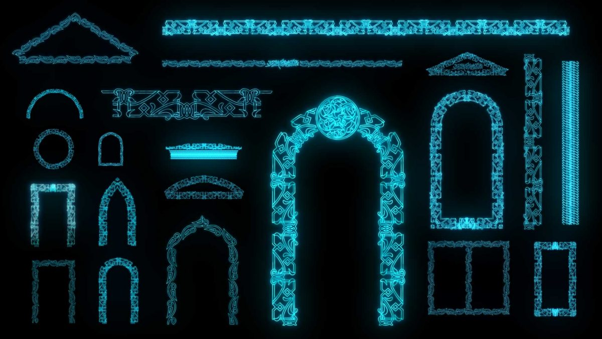 islam arabic video mapping toolkit
