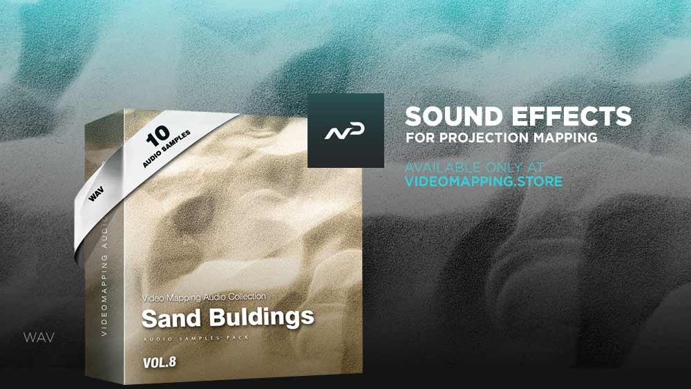 Videomapping-sound-effects-sandbuildings