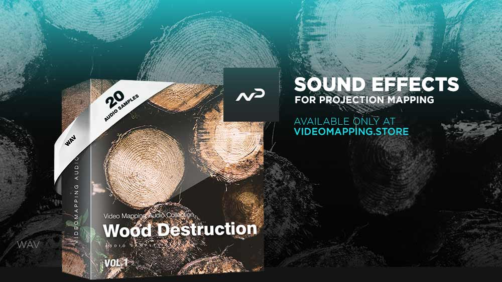 Videomapping-sound-effects