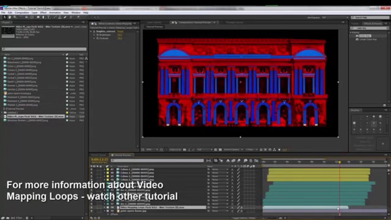 projection mapping tutorial 3d projection mapping tutorials edurobotech 20 save sign in to youtube sign in play next play now projection mapping with 3d tracing tutorial by bates haunt.