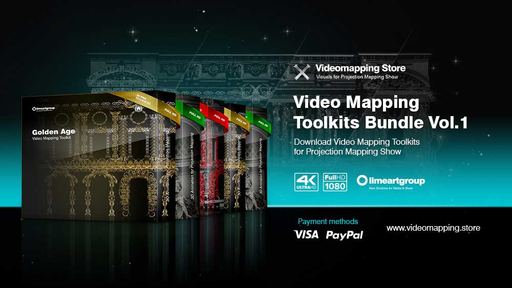 Video-mapping-toolkits-bundle