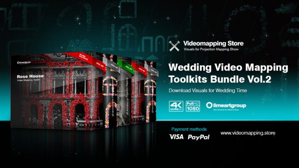 Wedding VM toolkits bundle_vol.2
