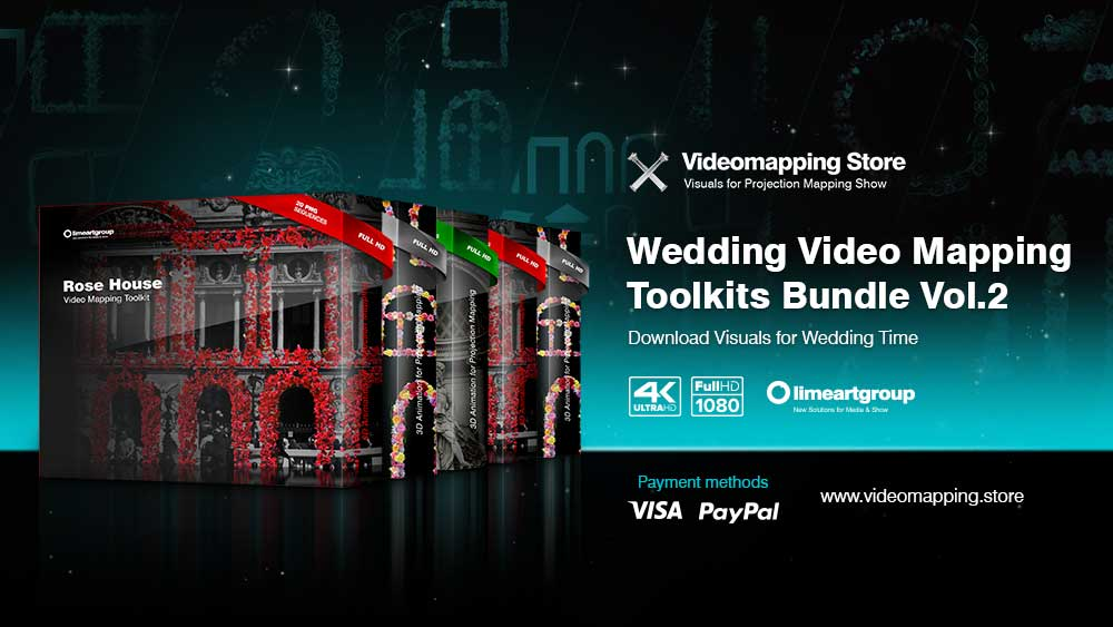 Wedding-Video-Mapping-toolkits-bundle