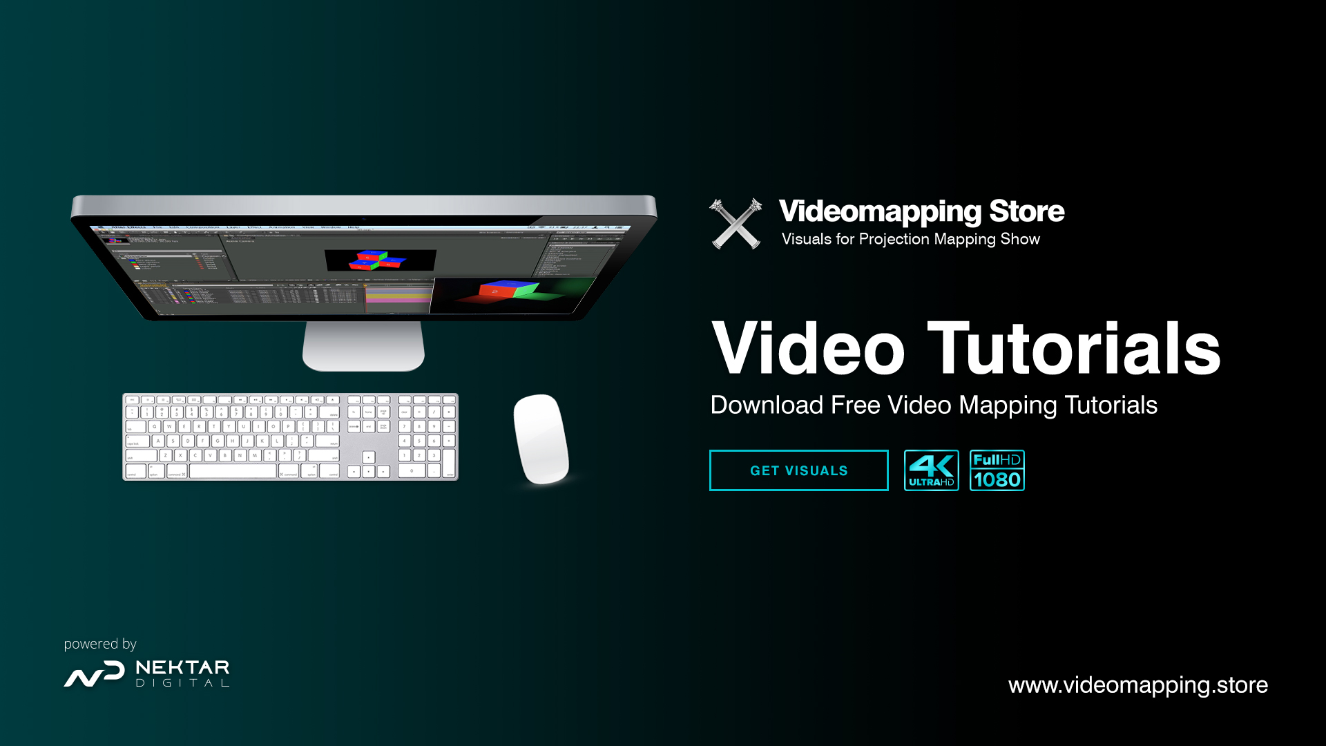 Video Mapping Tutorials - Download at Video Mapping Store