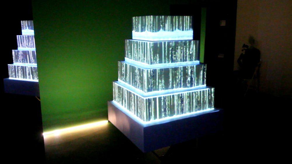 videomapping-wedding-cake