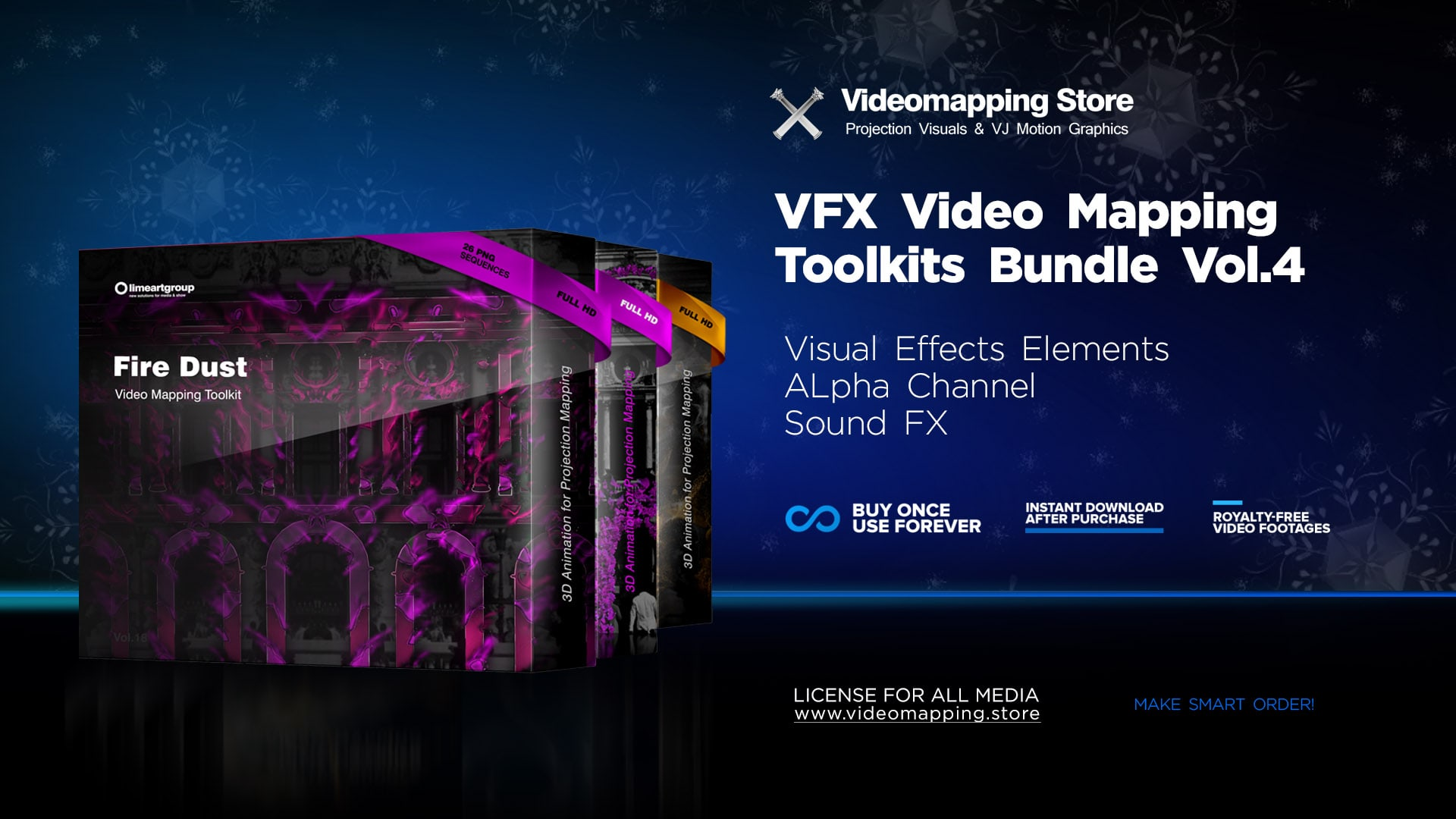 visual effects video mapping