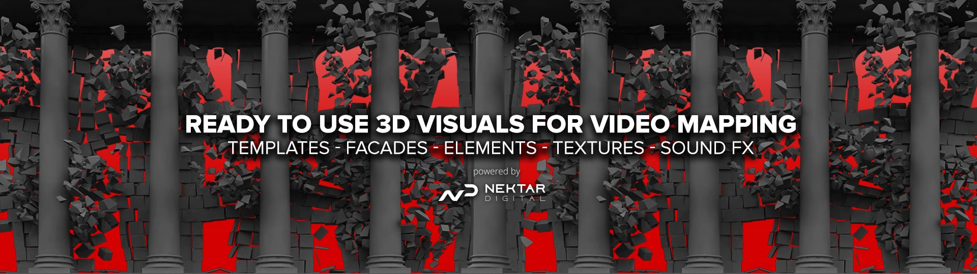 Video Mapping Content