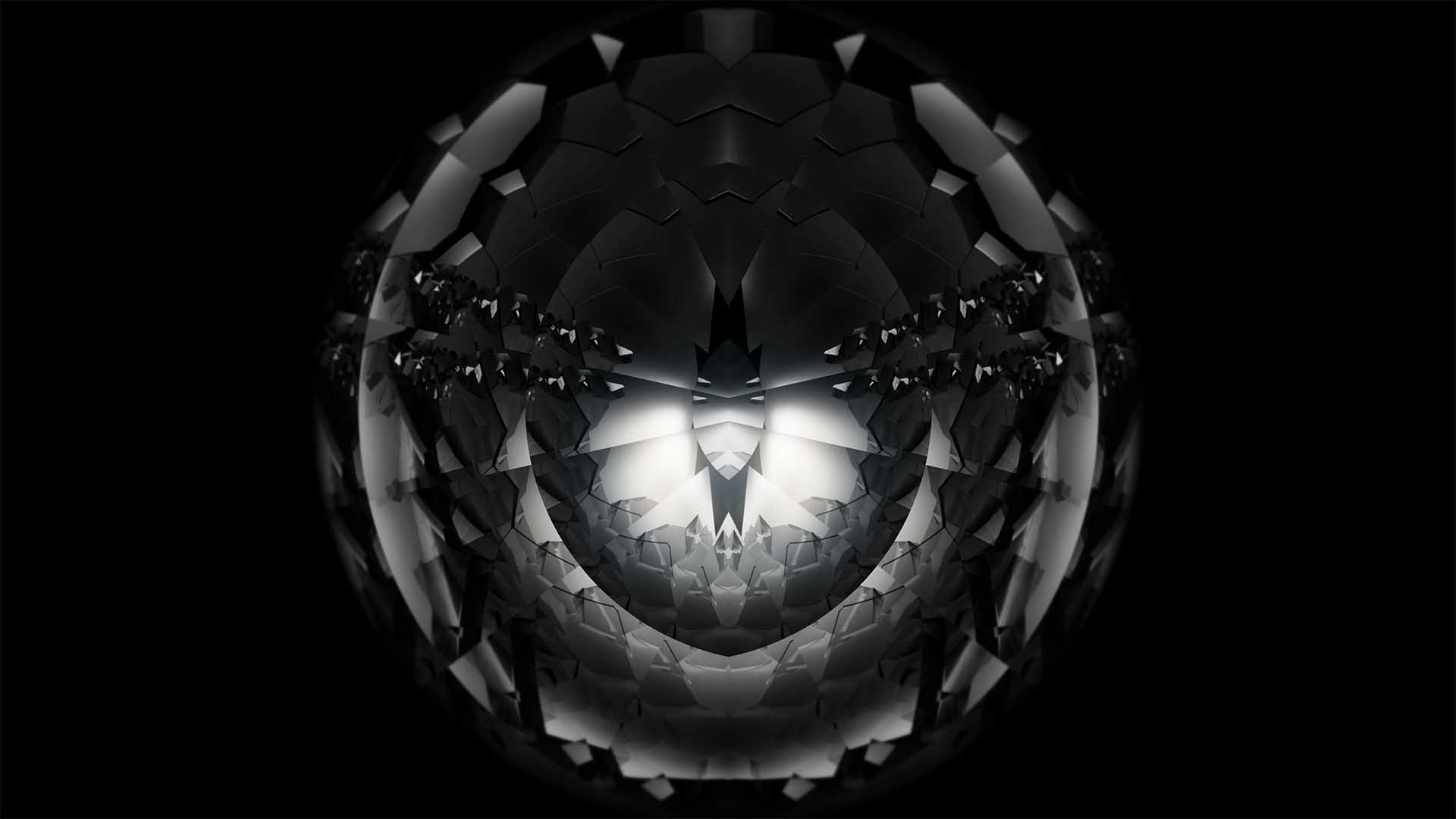 Fulldome projection video mapping