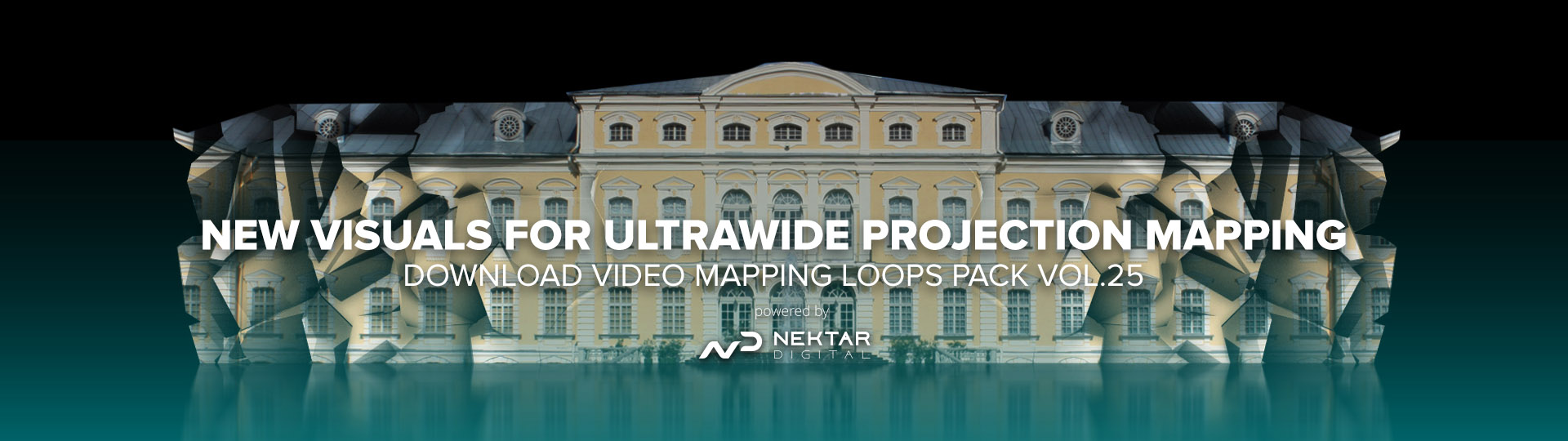 Header Video Mapping ultrawide