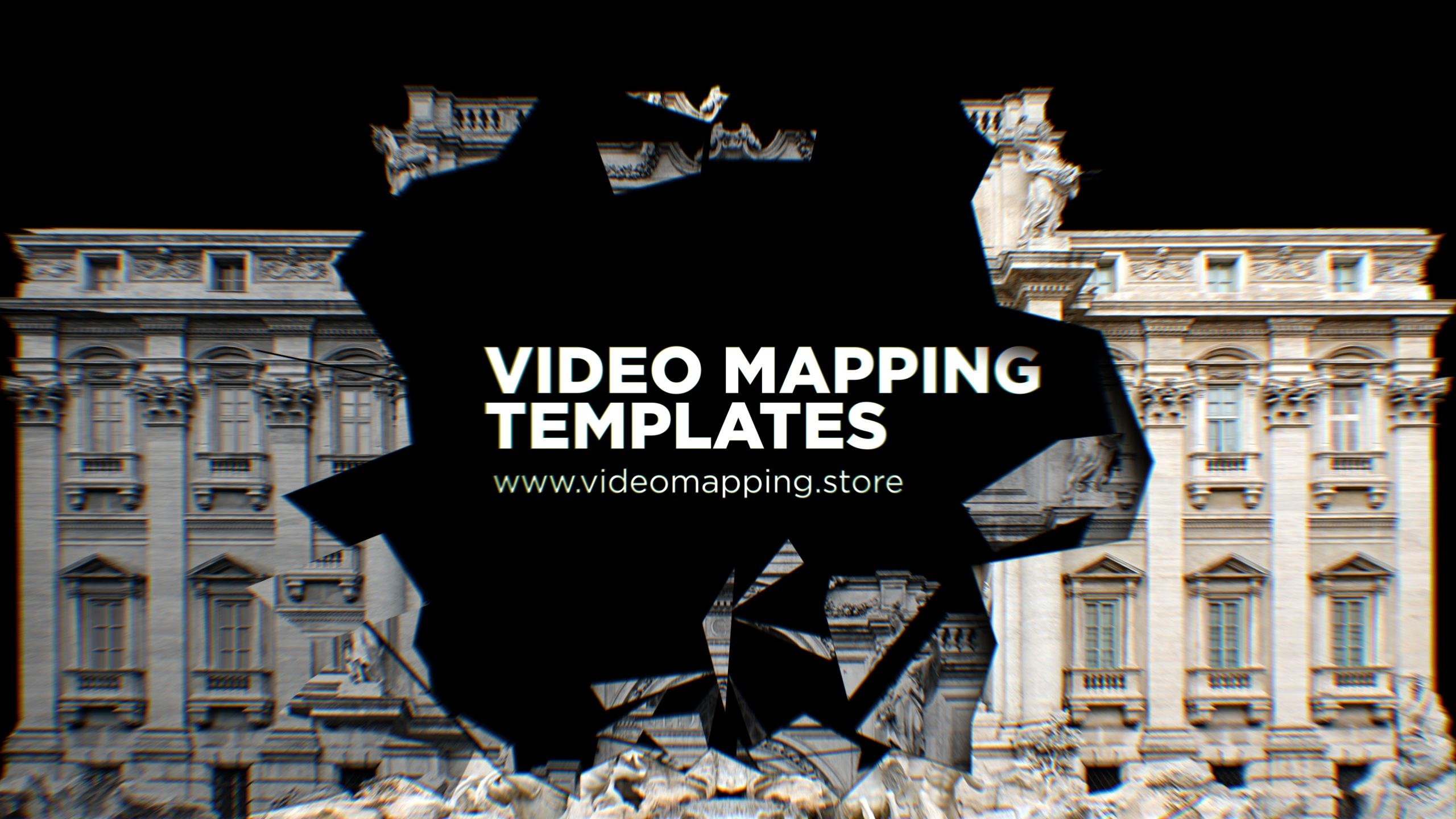 Video Mapping template