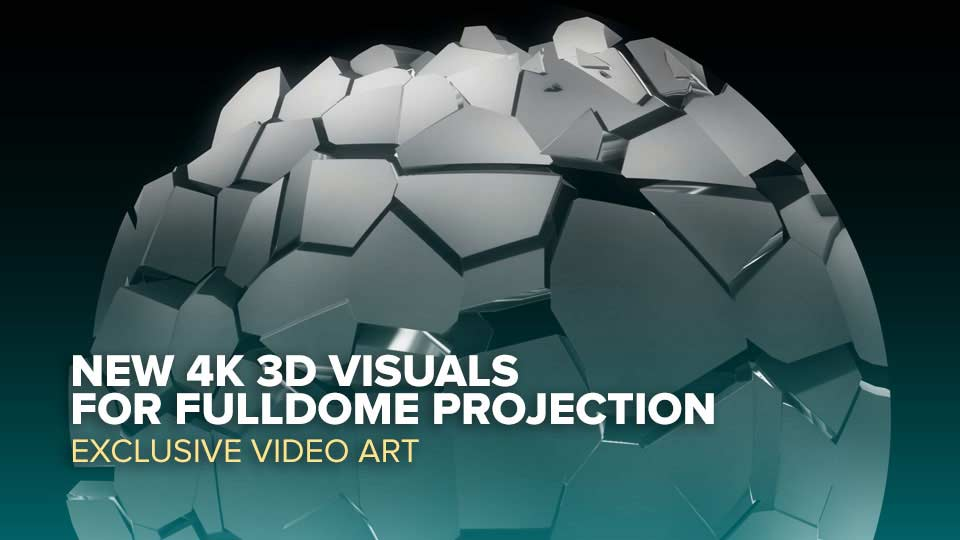 Fulldome Video Mapping