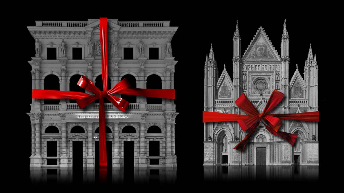 Gifts-Ribbon-Promo-Video-mapping-projection-3d-animation