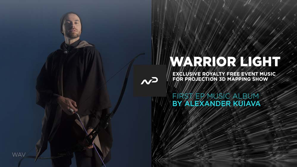 Warrior-Light-AudioAlbum-Kuiava