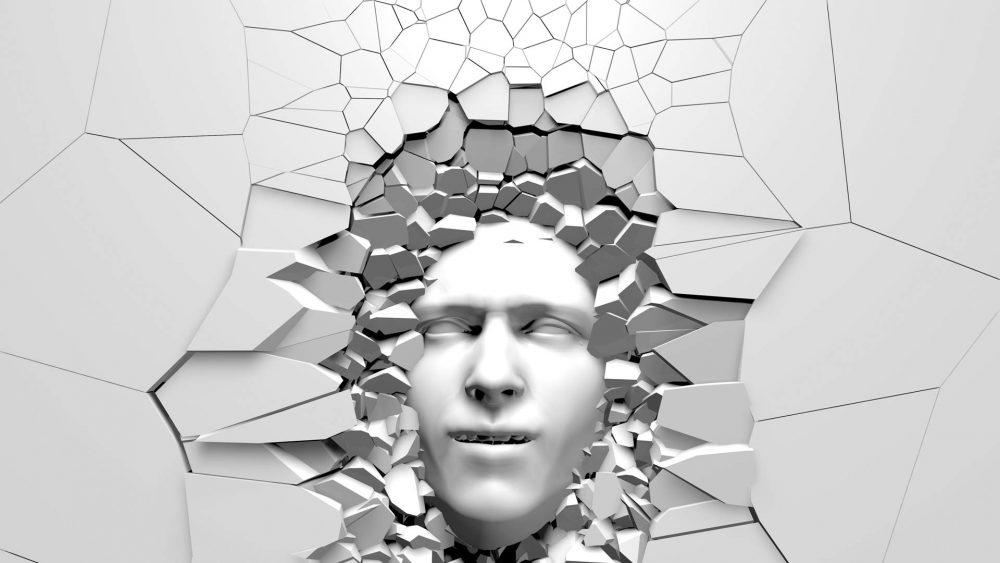 Video Mapping Loops Face Effects