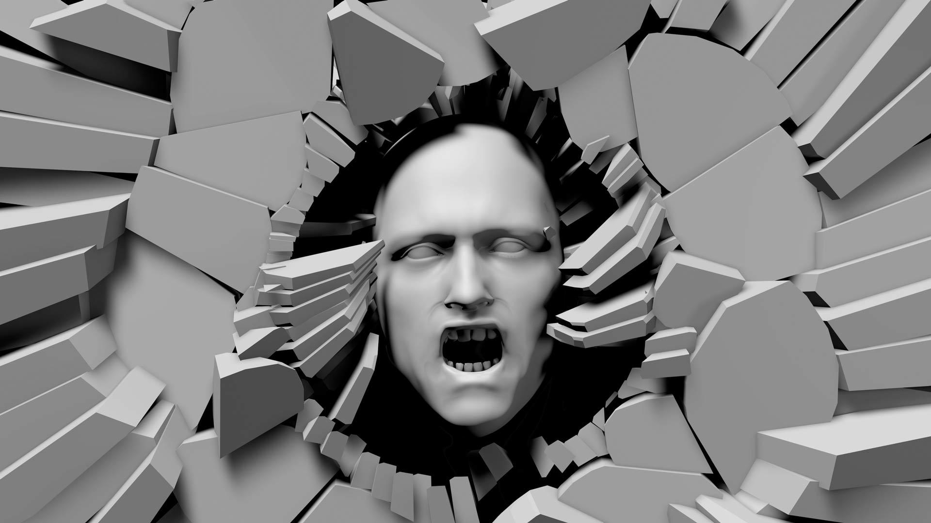 3D_Head_Animation_Face