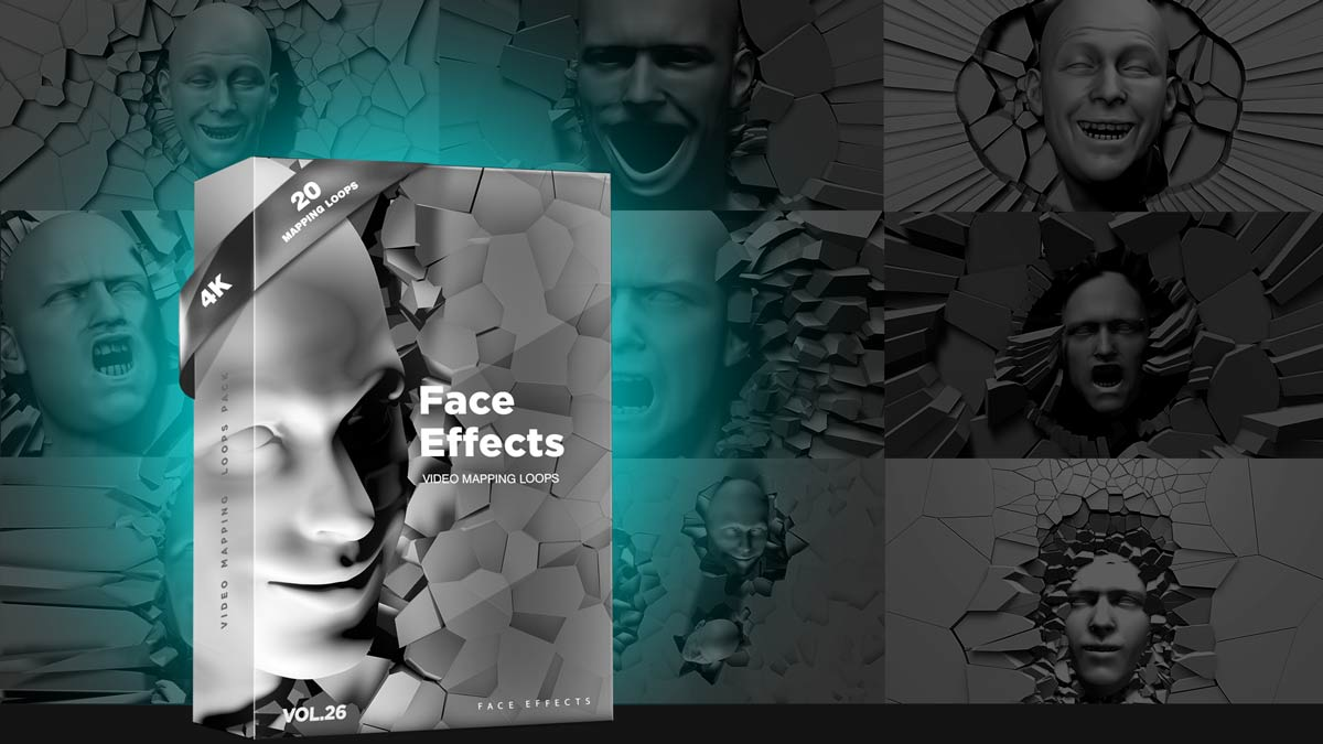 3D_Head_Animation_Face