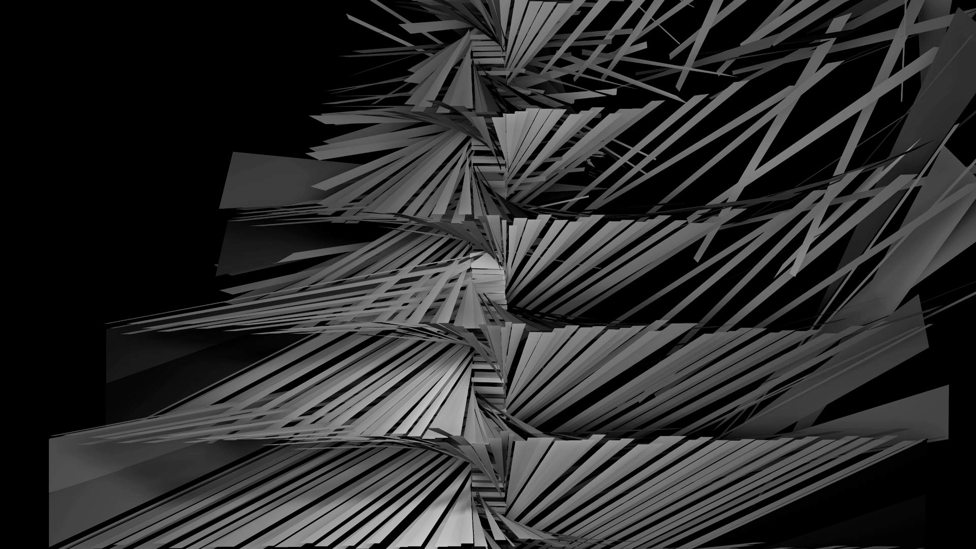transition geometry mapping loops