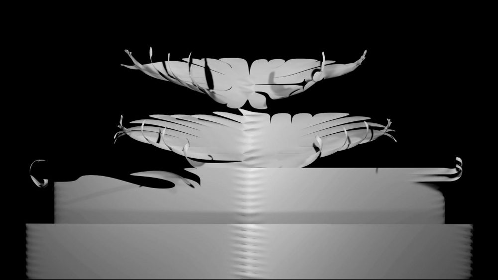 object projection mapping loops