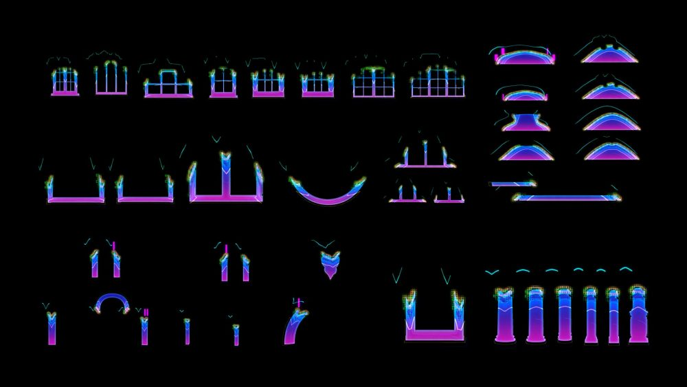 Cyber Textures Mapping Toolkit