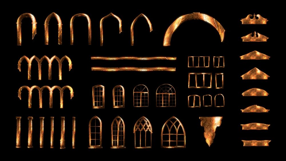 Gold architecture mapping toolkit