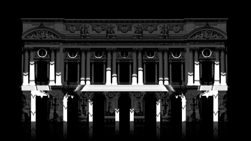 Wireframe Blueprint Video Mapping Toolkit